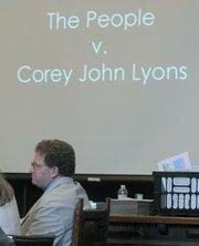 Corey Lyons
