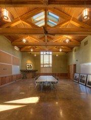 Tipton House interior room
