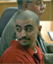 Ruben Mize is sentenced to 60 years to life in prison for his role in the 2007 murder of Lorenzo Carachure (May 9, 2011)