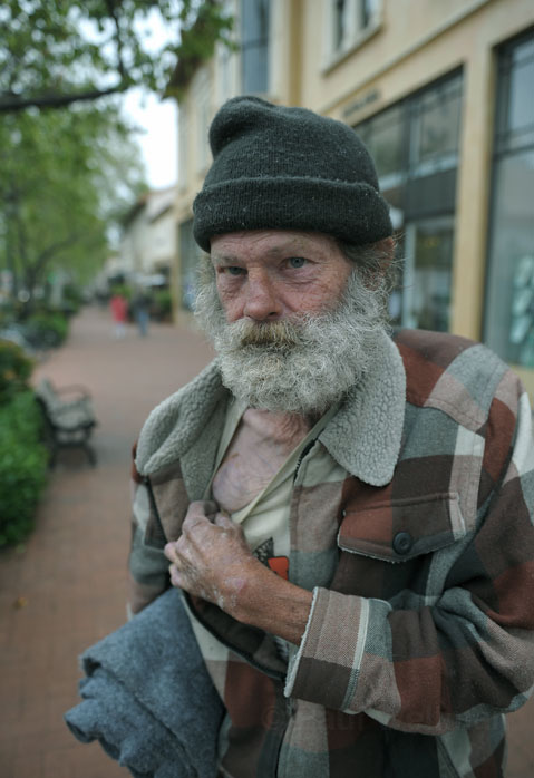 Alcoholic Homeless Man In Downtown Stock Photos & Alcoholic ...