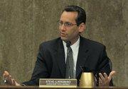 5th District County Supervisor Steve Lavignino