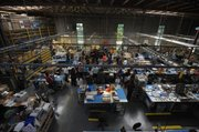 Inside Seymour Duncan's factory in Goleta.
