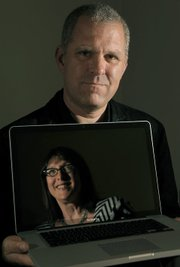 Lynda Weinman and Bruce Heavin