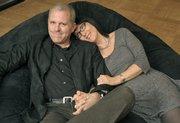 Lynda Weinman and Bruce Heavin