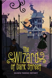"Cover for ""The Wizard of Dark Street"""