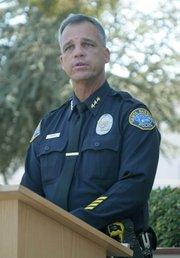 Deputy Police Chief Frank Mannix
