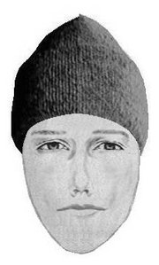 Sketch of January 2011 suspect