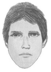 Sketch of September 2010 suspect