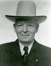 Sheriff James Ross