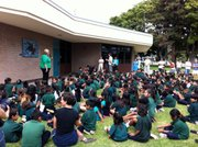 Jaciel Tellez mural dedication ceremony
