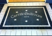 Entrance to Carrillo Center ballroom