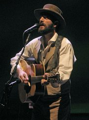 Ray LaMontagne at the Santa Barbara Bowl