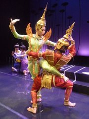 Cultural legacies and contemporary aesthetics collide when Cambodia's Khmer Arts Ensemble takes to UCSB's Campbell Hall on Thursday, October 6.