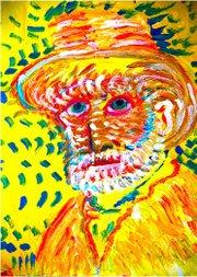 """""""Vincent"""" by Larry Pilkington"""