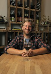 Dave Potter of Municipal Winemakers