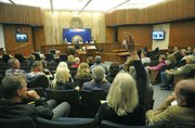 Fire insurance town hall meeting