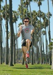 "Santa Barbara Running Company ""Running Guru"" Zack Paris"