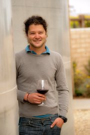 Dieter Cronje of Pres'quile Winery