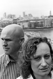 British theater artists Tim Crouch and Hannah Ringham have performed England more than 200 times in various art galleries and museums.