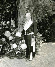 Frank J. McCoy, founder of the Santa Maria Inn.