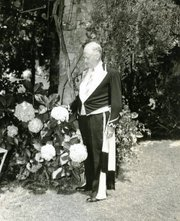 Frank J. McCoy, founder of the Santa Maria Inn.