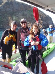 Anacapa Island Cleanup Day with Santa Barbara Adventure Company and Santa Barbara ChannelKeeper