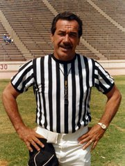 Santa Barbara's NFL field judge Bob Guillen