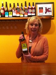 Jane Ellman of Muse Winery