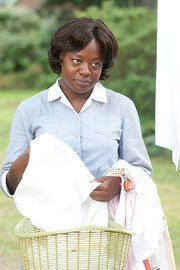 Viola Davis as Aibileen Clark in <em>The Help</em>.