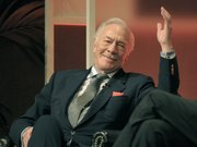 Christopher Plummer at SBIFF 2012