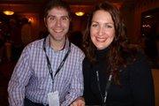 Aighleann McKiernan and Josh Posner of <em>Victoria's Turn</em>