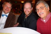 Aaron Viles, Bryan Hopkins, and George Barisich of <em>Dirty Energy</em>
