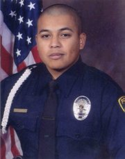 Officer Albert Covarrubias