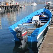 Panga boat discovered offshore near Montecito on February 1