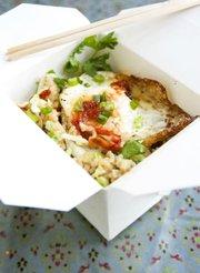 Fried Egg Fried Rice