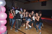 Hundreds of teens showed up for a Friday-night (and incident-free) dance two weeks ago, raising $1,000 in the process.