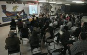 Neighborhood meeting on deportation held at Casa de la Raza