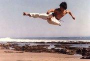 Master Jang of Jang's Karate Center in Santa Barbara.
