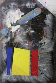 """""""Los Vuelos"""" by Rafael Perea de la Cabada."""