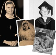 Former nuns Love (left) and Dunn claim they were called by the Holy Spirit to serve at relatively young ages (2nd grade and age 20, respectively), but the established church was not capable of accepting ​— ​or even recognizing ​— ​their calling.