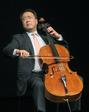 Yo-Yo Ma Lecture/Performance at the Granada Theatre