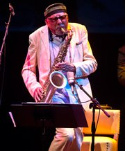 Charles Lloyd New Quartet at the Lobero