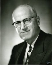 <strong>HOMEGROWN:</strong> Reuben Irvin  and Louis Lancaster  founded Santa Barbara National Bank on March 18, 1960, at 20 East Carrillo Street with 18 employees. The third founder, Ralph Raddue, started the trust side of the bank, which was renamed Santa Barbara Bank & Trust in 1979.