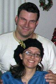 Lance and Carla Hoffman