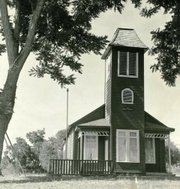 Ballard School, founded 1883.