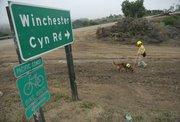 Winchester overpass