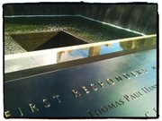 Another look at the 9/11 Memorial site.