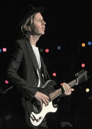 Beck at the Santa Barbara Bowl