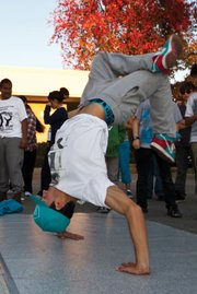 This weekend's free breakdance workshop will be the third such event in Santa Barbara to be sponsored by the nonprofit organization Everybody Dance Now!
