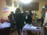 Capps campaign headquarters
